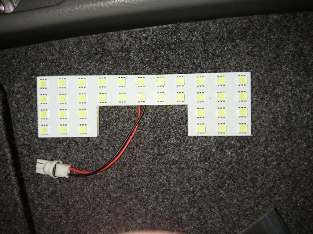 不明 LED156連 SMDルームランプ