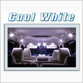 RACING GEAR RACING GEAR RGH-P09TL トヨタ 30系アルファード・ ヴェルファイア専用 室内LEDルームランプ コンプリートキット 7900K