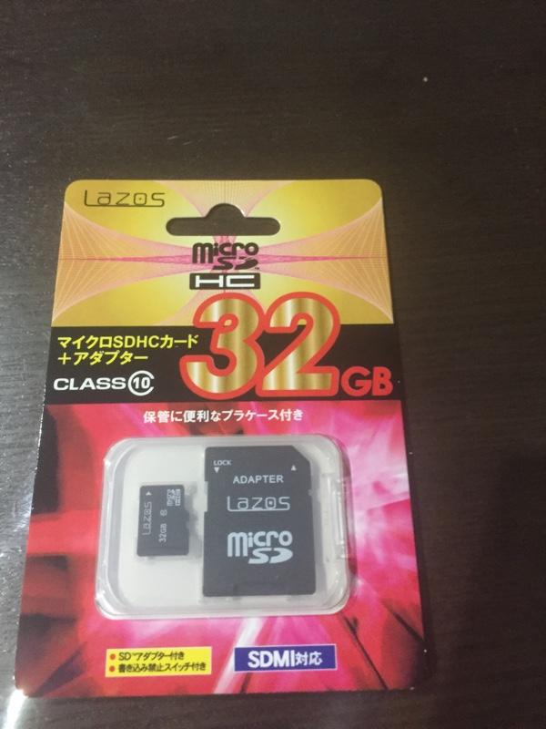 不明 マイクロSDHCカード 32GB