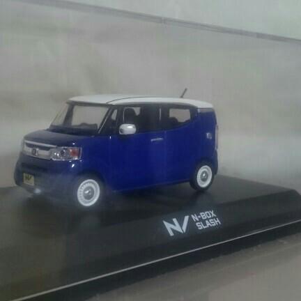 ホンダ(純正) カラーモデルカー