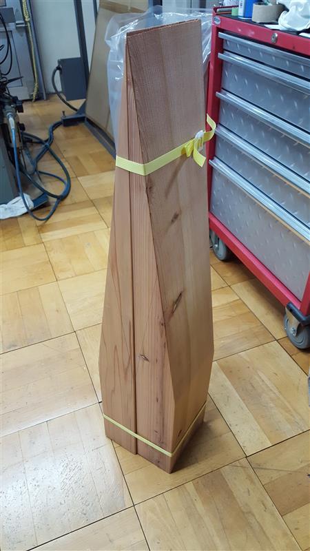 オーダーカット 木製スロープ