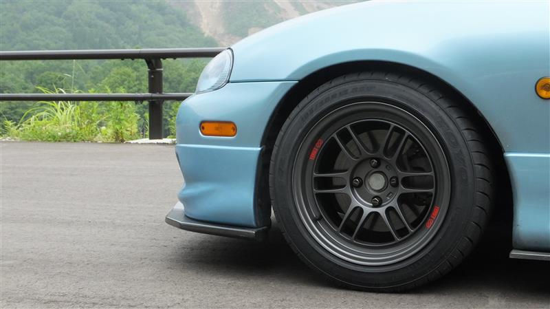 ENKEI Racing RPF1RS 15インチ 8J