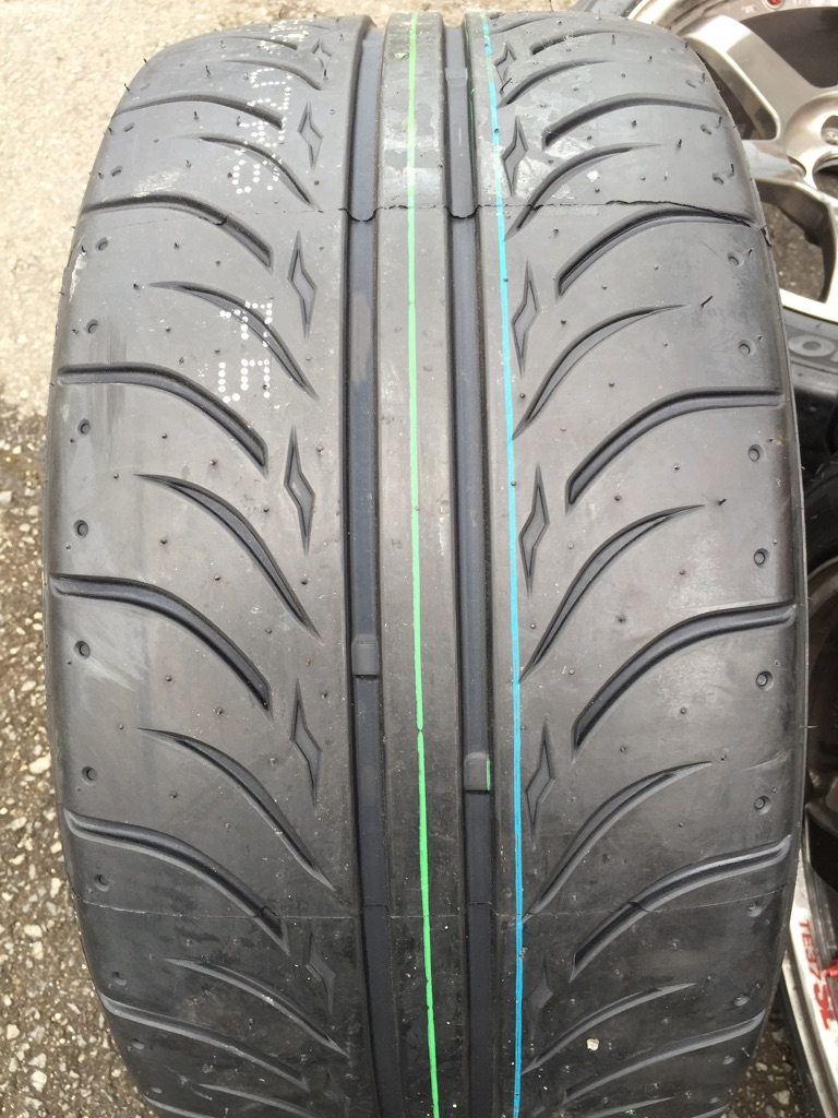 ZESTINO Gredge 07RS 265/35ZR18