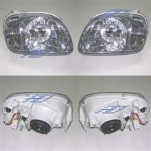 マーチBOXDEPO クリスタルヘッドライトの単体画像