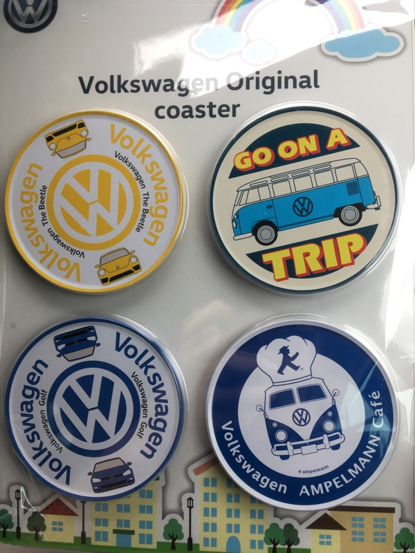 VW  / フォルクスワーゲン純正 コースター