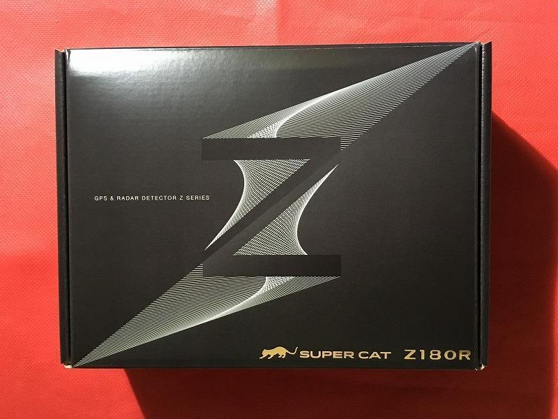 YUPITERU  Supar Cat Z180R + OBDⅡアダプター