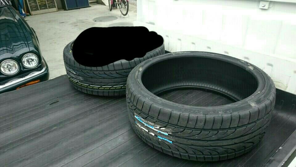 インドネシアタイヤメーカー Pinso Tyres PS-91 225/35R20