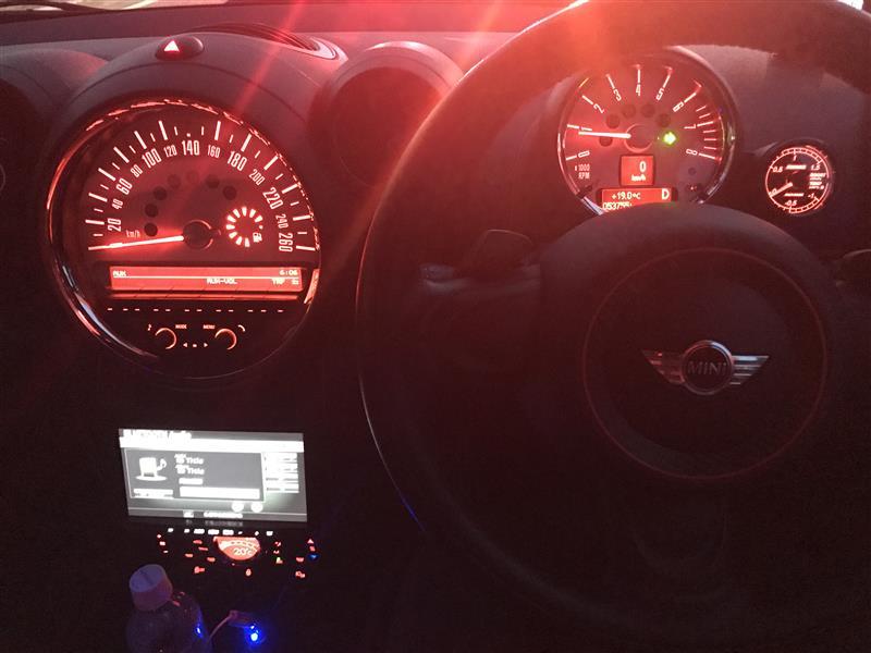 PIVOT EURO CAR GAUGE MINI用 (52X-NA/52X-MN/52X-BW/X2-M5)