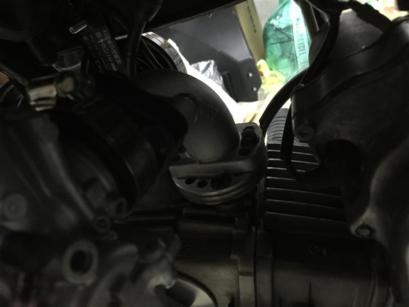 ヤフオク VM26用マニホールド 前後左右6方向角度変換タイプ