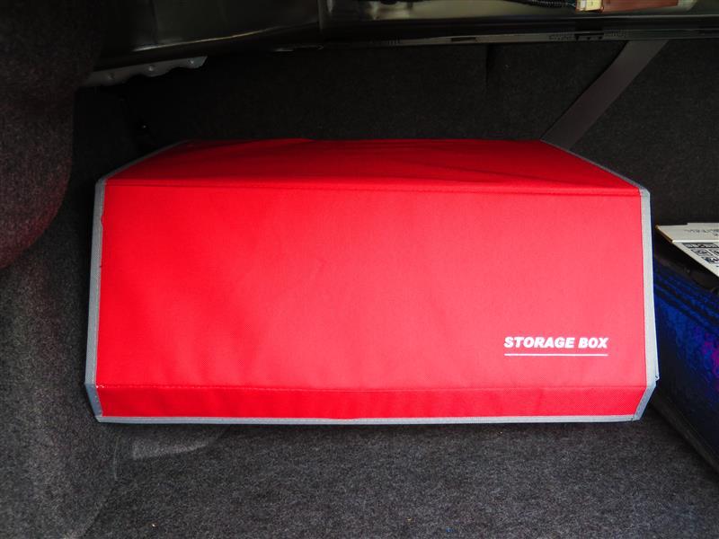 No Brand Storage Box RED (for VAB)