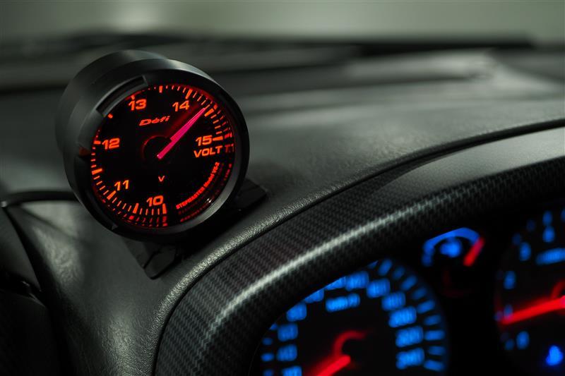 Defi Racer Gauge Racer Gauge 電圧計