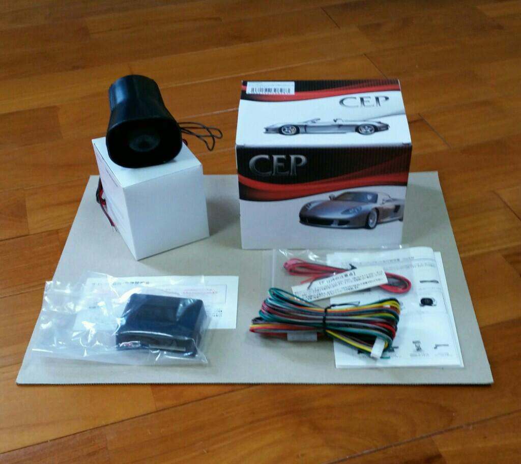 CEP / コムエンタープライズ サウンドアンサーバックキット(ハリウッドサイレン)Ver6.0