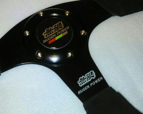 MUGEN / 無限 Steering Wheel Racing III