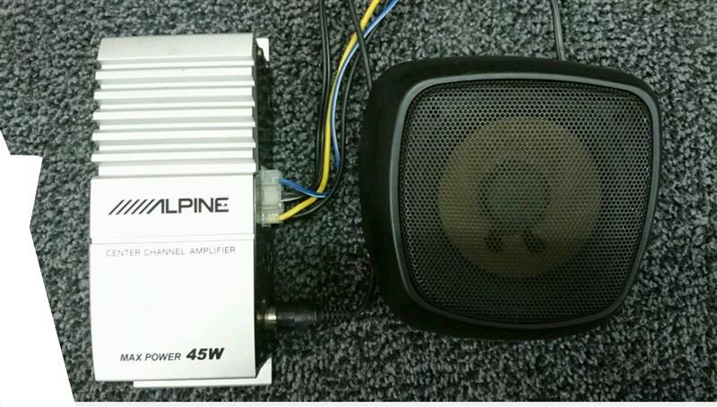 ALPINE SBS-0175
