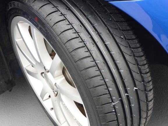 インドネシアタイヤメーカー Corsa Corsa 2233 205/45R17