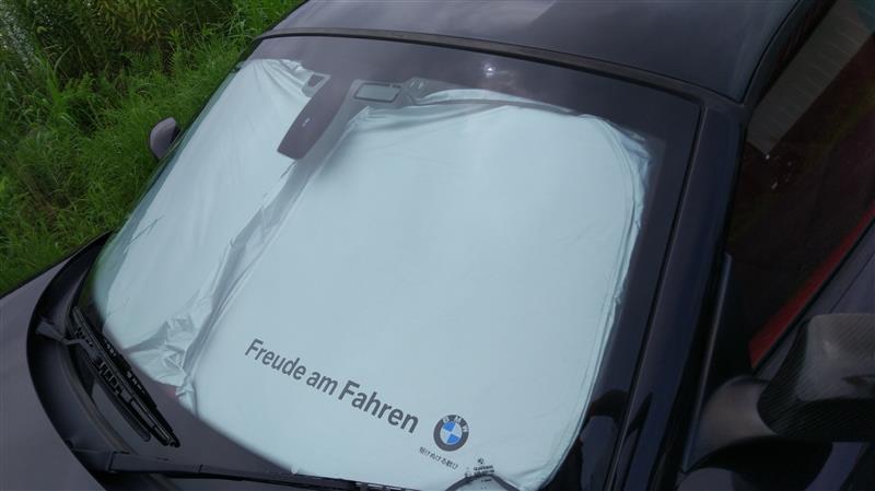 BMW(純正) フロント・ウインドー・サンシェード