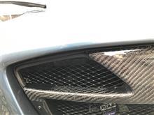 ロードスターLEG MOTOR SPORT ハイパーインテークグリルの単体画像