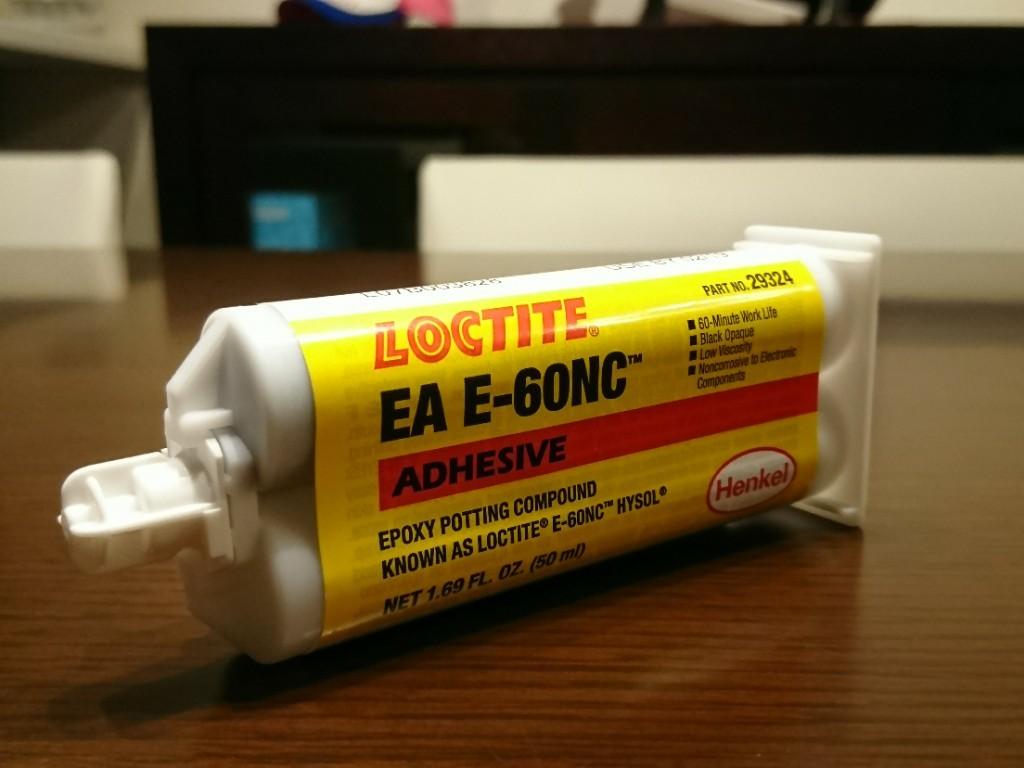 LOCTITE エポキシ接着剤 Hysol Eー60NC 50ml