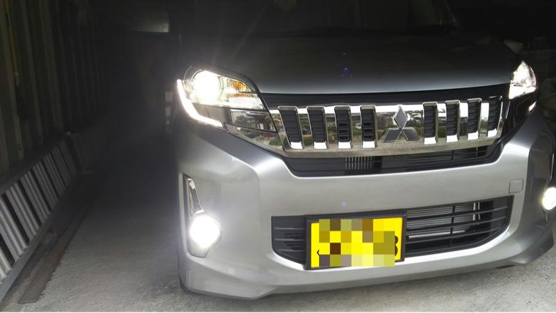 CAR MATE / カーメイト 8連マイクロLEDランプ タイプ不明