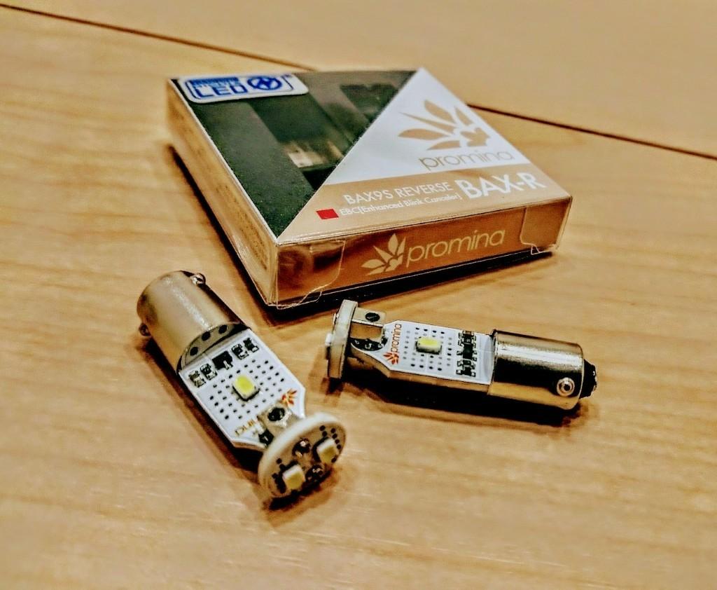 Seabass Link promina LED BAX-R