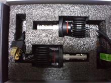 Z125NIGHTEYE LEDヘッドライトの全体画像