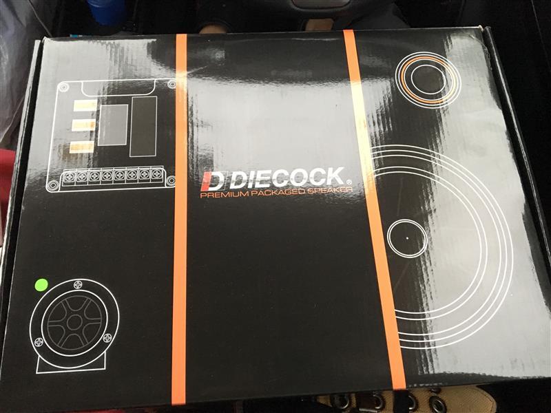 DIECOCK / ベルテックインターナショナル DC6ーXR