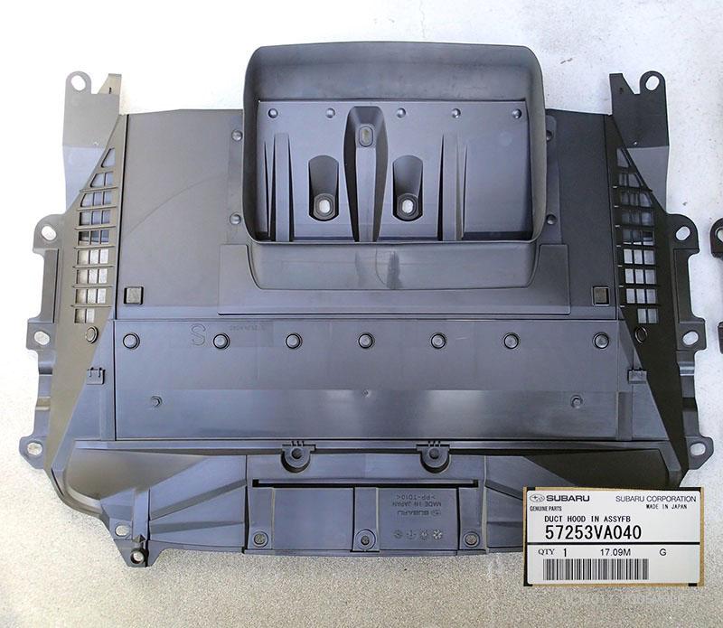 スバル(純正) D型用インナー フロント フード(1.6L用)