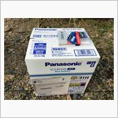 Panasonic Blue Battery caos WD 52-21H/WD