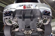 M6 グランクーペSkills ワンオフマフラーの単体画像