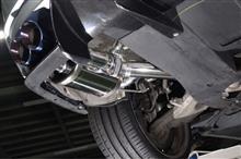 M6 グランクーペSkills ワンオフマフラーの全体画像