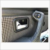 Garage Breathe オリジナル ドアインナーレバー メッキ仕様