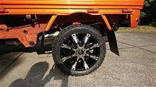 ハイゼットジャンボCRIMSON MG BEAST for k-car 15inchの単体画像