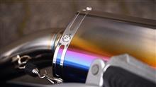 GSX1300R HAYABUSA (ハヤブサ)YOSHIMURA マフラー Tri-Oval サイクロンの全体画像