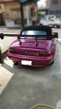 Z3 ロードスター不明 GT風リアウイングの全体画像