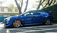 WRX STIRAYS VOLK RACING G50の全体画像
