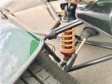セブン160Aragosta 車高調の単体画像
