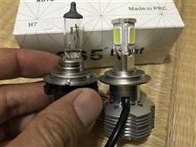 ER-6f光トレーディング ヘッドライトの単体画像