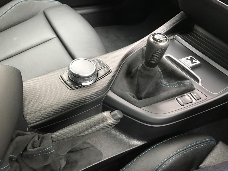 BMW M PERFORMANCE カーボン サイドブレーキ