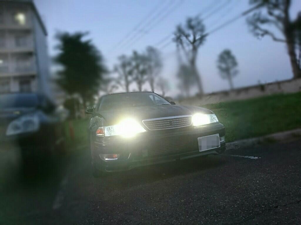 AQUA LED ヘッドライト