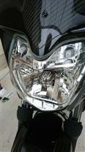GSR400DELTA DIRECT HIDライティングユニット White Spark 6500K H4HI/LOWの単体画像