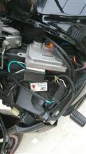 GSR400DELTA DIRECT HIDライティングユニット White Spark 6500K H4HI/LOWの全体画像