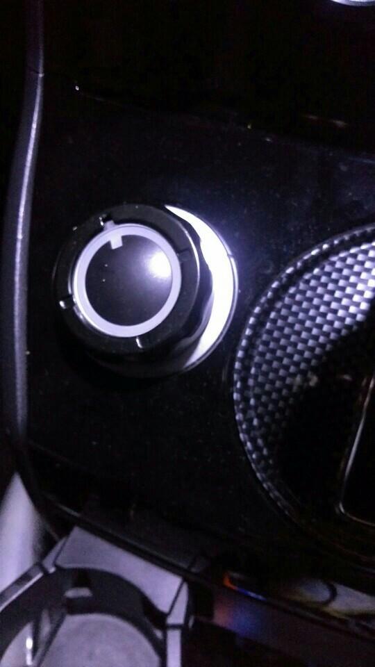 TGS AUTOMOTIVE TECHNOLOGY ドライブモードセレクターリング