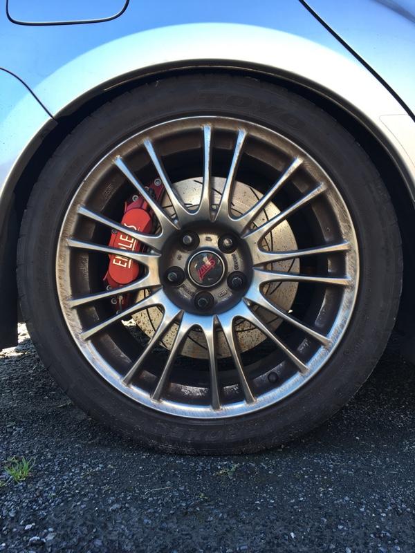 ENDLESS 6POT&Racing4 キャリパーキット