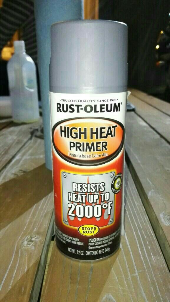 Holts / 武蔵ホルト 高耐熱ペイント HIGH HEAT 2000゜F  プライマー