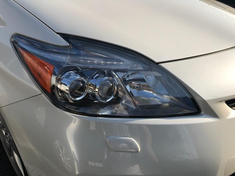 北米トヨタ純正 LEDヘッドライト