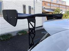 アバルト・500 (ハッチバック)SARD GT WING PRO miniの全体画像