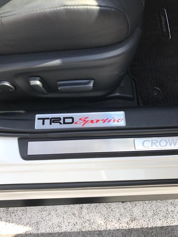 TRD / トヨタテクノクラフト TRDステッカー