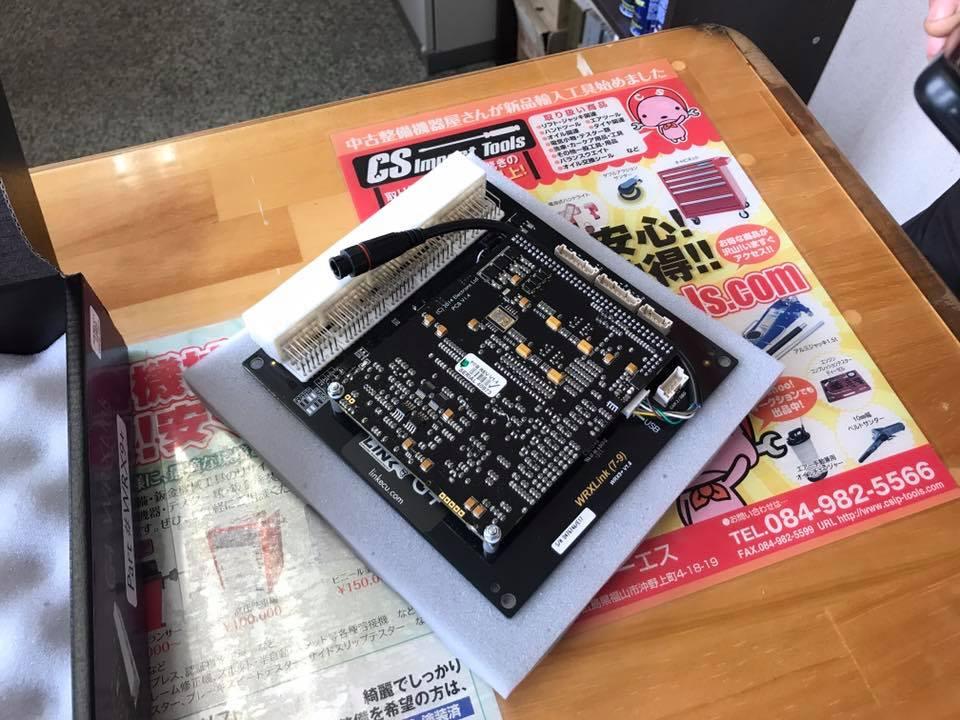 Link ECU G4+ Plug-in WRX Link V7-9
