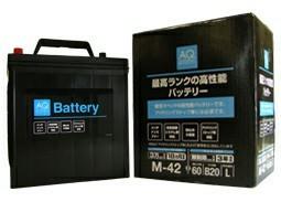 AUTOBACS AQバッテリー4(最高ランクの高性能バッテリー) K42R/60B19R