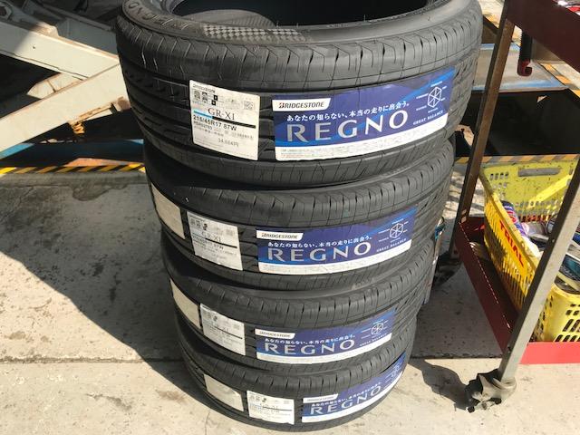 BRIDGESTONE REGNO  GR-XI 215/45/17